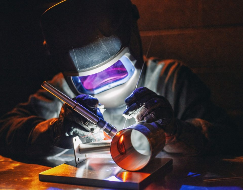 SRI International Introduces XDR Welding Technology